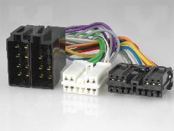 Adapter Kabel Autoradios ISO - Auto mit ISO Anschlusskabel